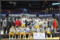 Bowie State Men win CIAA Tournament