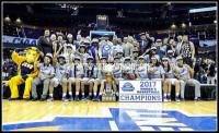 JCSU Women Wins CIAA Basketball Championship