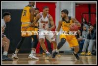 Bowie State takes down Shaw