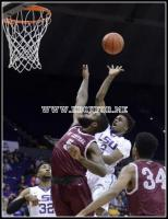 NCCU falls to LSU