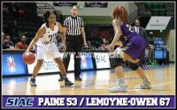 LeMoyne-Owen beat Paine Lady Lions