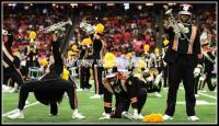 Grambling Tiger marching band