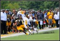 Bowie State Bulldogs tame Johnson C Smith Golden Bulls