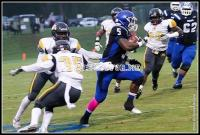 Bowie State spoils Chowan Hawks homecoming