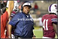 S.C. State head football coach Buddy Pough