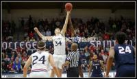 South Carolina State 47 St. Mary's 74