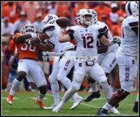 South Carolina State no match for Clemson