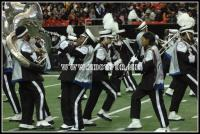 Texas Southern performs at HBOB