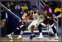 UMES falls to Michigan