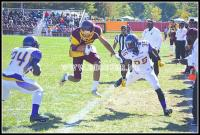 Miles shutouts Central State