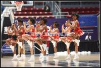 WSSU Cheerleaders