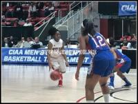 WSSU Lady Rams defeat ECSU